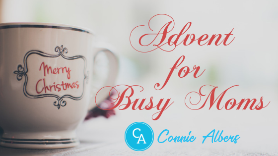 Advent for Busy Moms