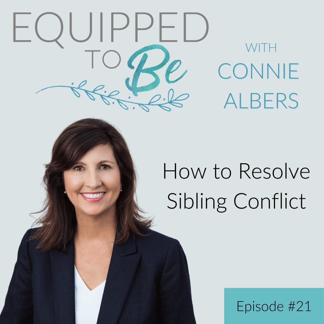How to Resolve Sibling Conflict - ETB #21