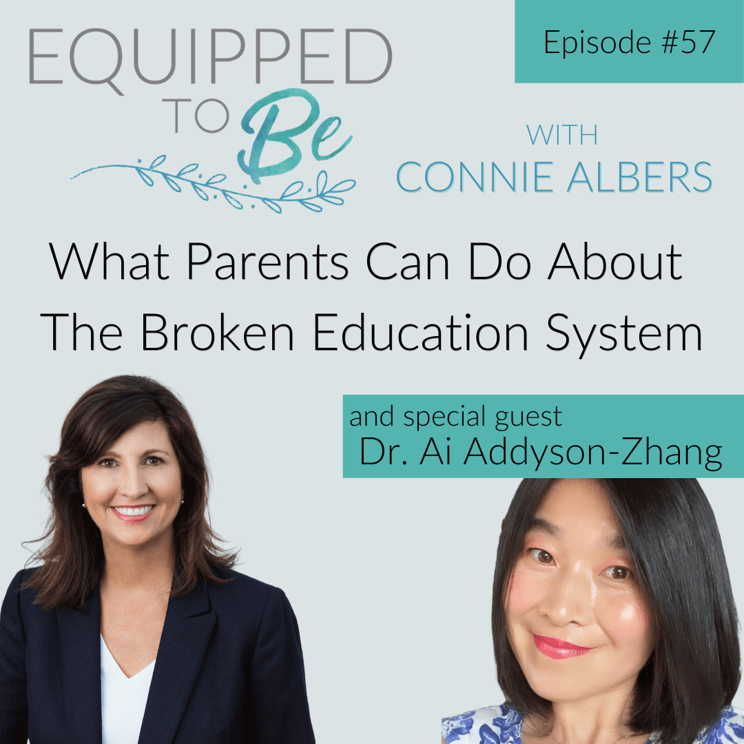 What Parents Can Do About The Broken Education System with Ai Addyson-Zhang Part 1 - ETB #57