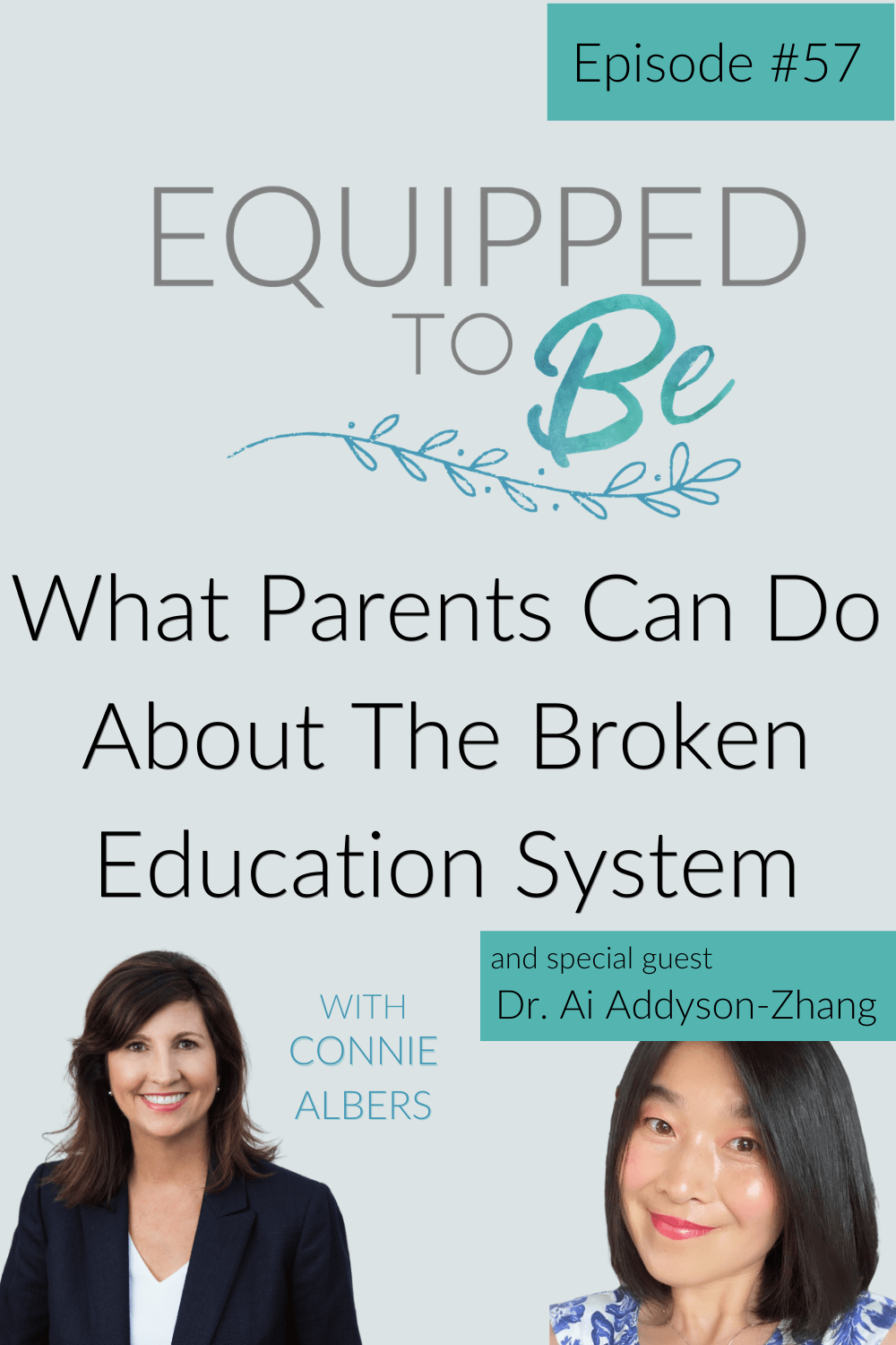 What Parents Can Do About The Broken Education System with Dr. Ai Addyson-Zhang Part 1 - ETB #57