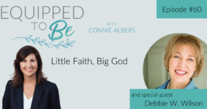 Little Faith, Big God