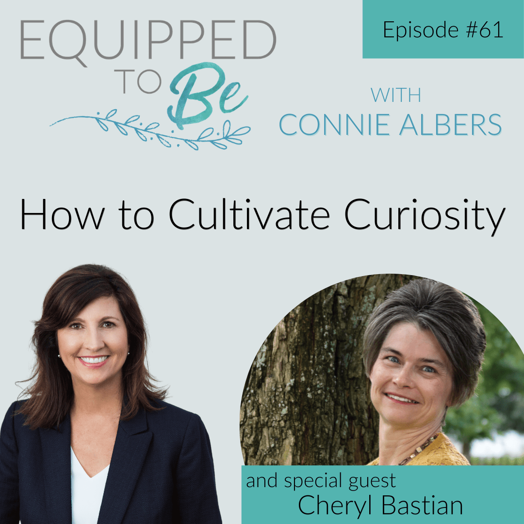 How to Cultivate Curiosity with Cheryl Bastian - ETB #61