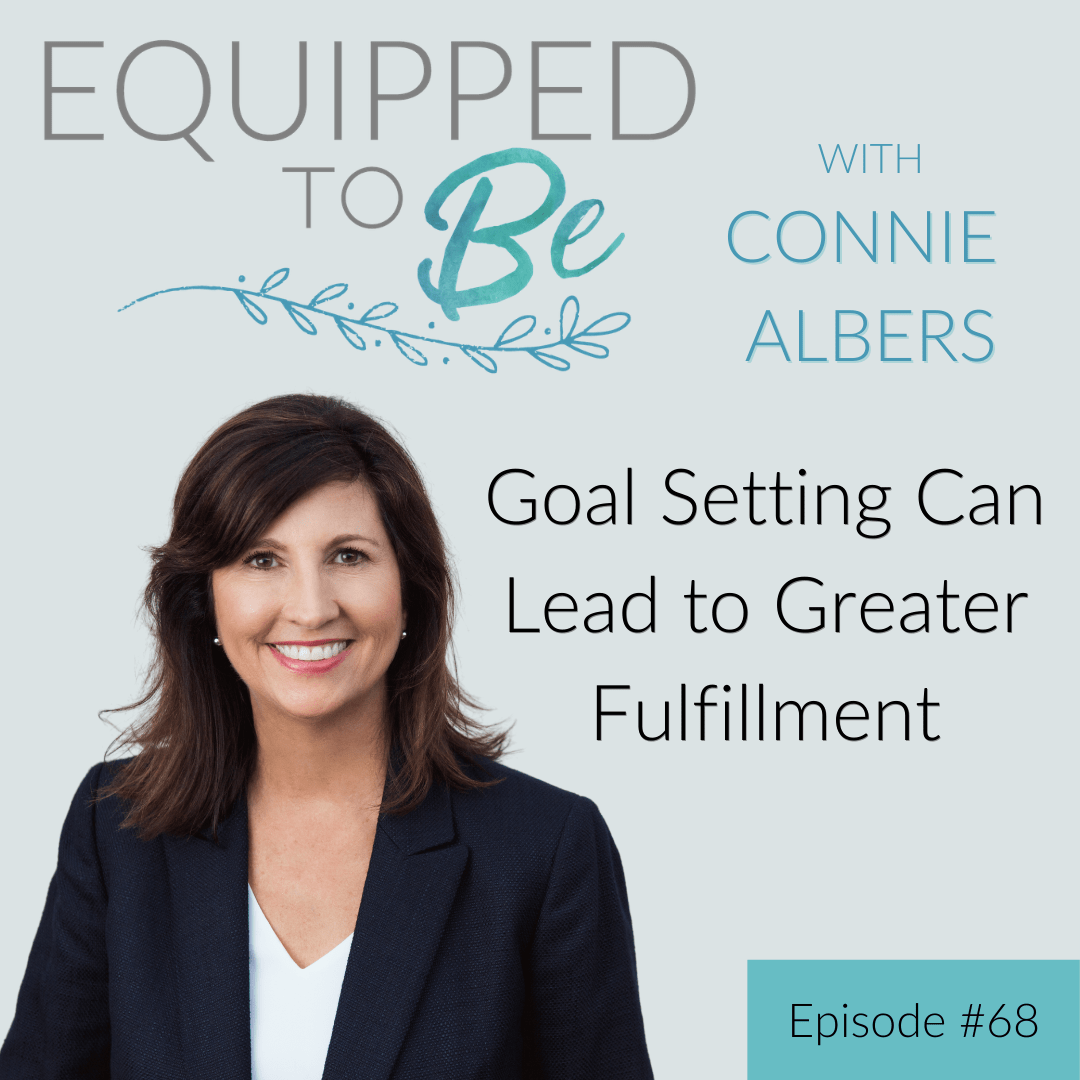 Goal Setting Can Lead to Greater Fulfillment - ETB #68