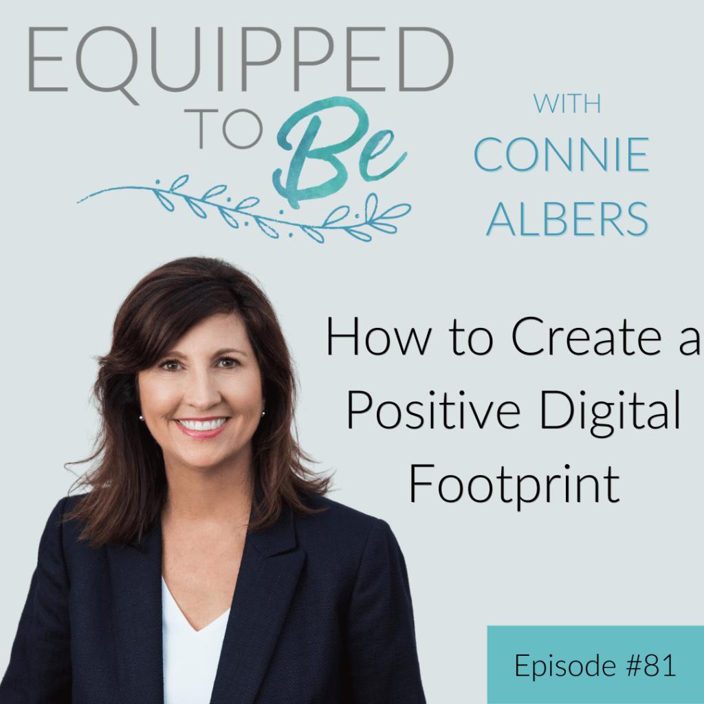 How to Create a Positive Digital Footprint - ETB #81